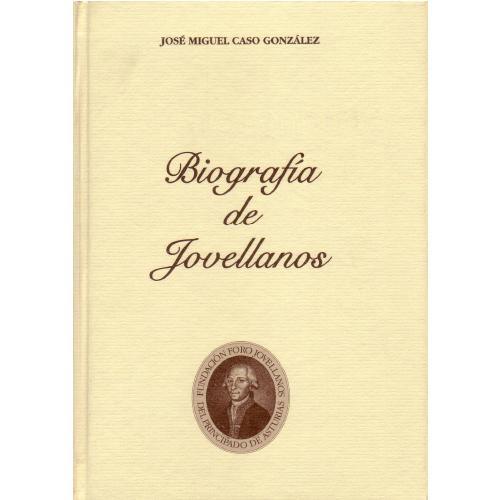Biografía de Jovellanos, adaptación y edición de María Teresa Caso