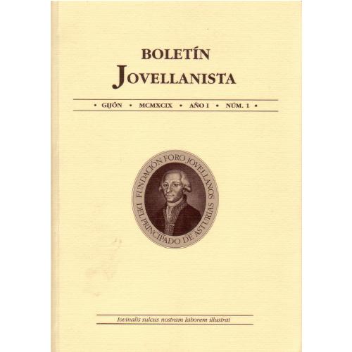 Boletín Jovellanista. Año I, nº 1