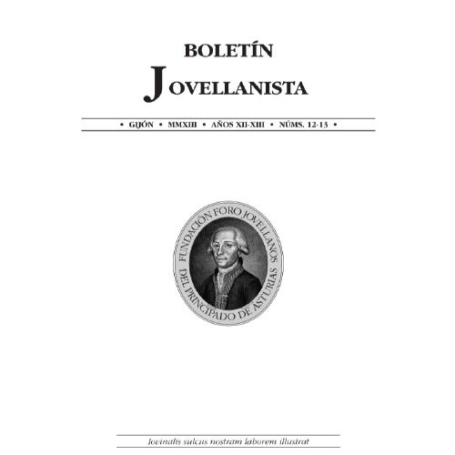 Boletín Jovellanista. Años XII-XIII, núms. 12-13