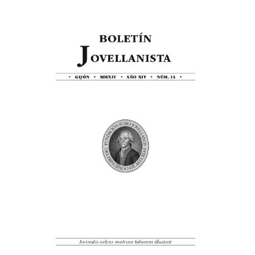 Boletín Jovellanista. Año XIV, nº. 14