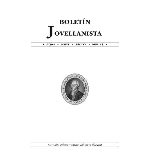 Boletín Jovellanista. Año XV, nº. 15