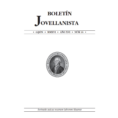 Boletín Jovellanista. Año XVI, nº. 16