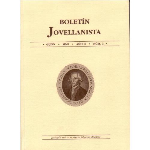 Boletín Jovellanista. Año II, nº 2