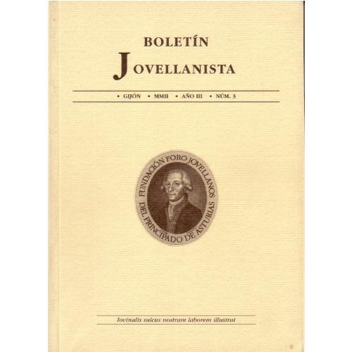 Boletín Jovellanista. Año III, nº 3