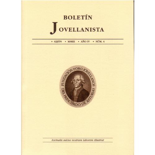 Boletín Jovellanista. Año IV, nº 4