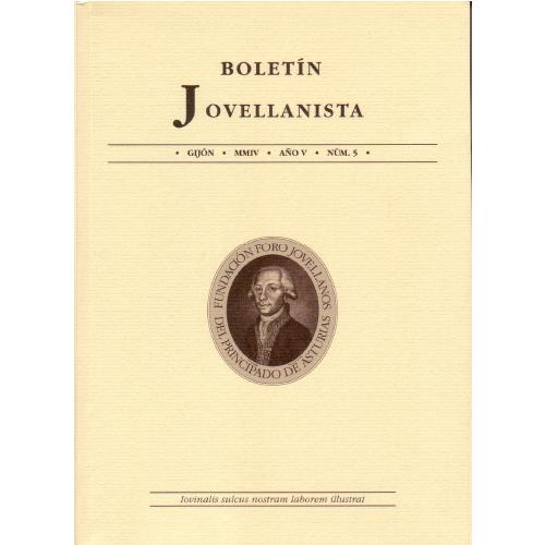 Boletín Jovellanista. Año V, nº 5