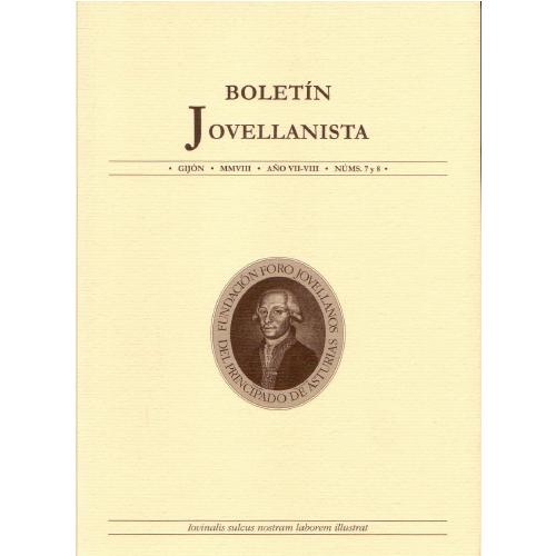 Boletín Jovellanista. Años VII-VIII, núms. 7-8