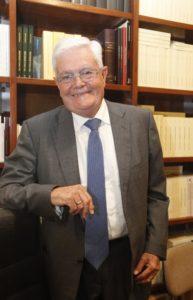 Ignacio García-Arango Cienfuegos-Jovellanos, presidente de Foro Jovellanos