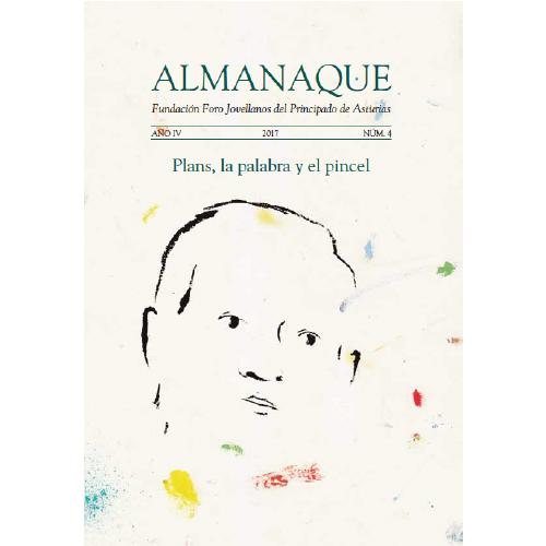 """Almanaque. Nº 4 """"Plans, la palabra y el pincel"""""""
