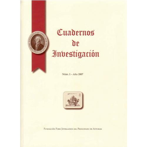 Cuadernos de Investigación 1