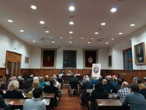 Conferencia D. Francisco Blanco Ángel