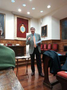 Conferencia D. José Luis García Delgado