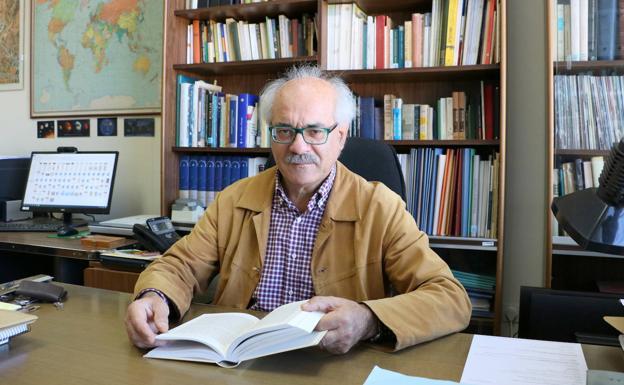 Publicada una investigación sobre el discurso geográfico en la obra de Jovellanos